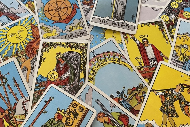 Tarot Card Reading Relax And It's Play Time!
